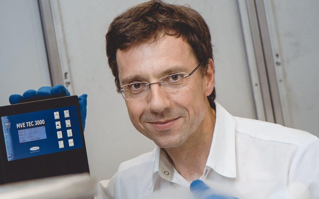 5 Minuten mit Prof. Dr. med. Michael von Wolff