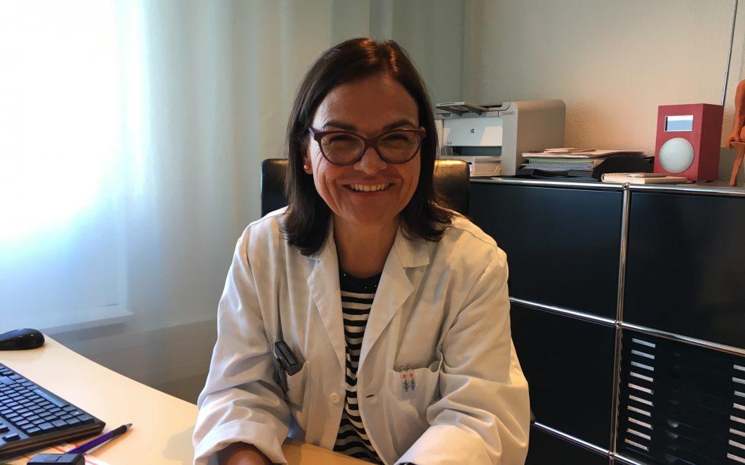 5 Minuten mit Dr. med. Elisabeth Berger